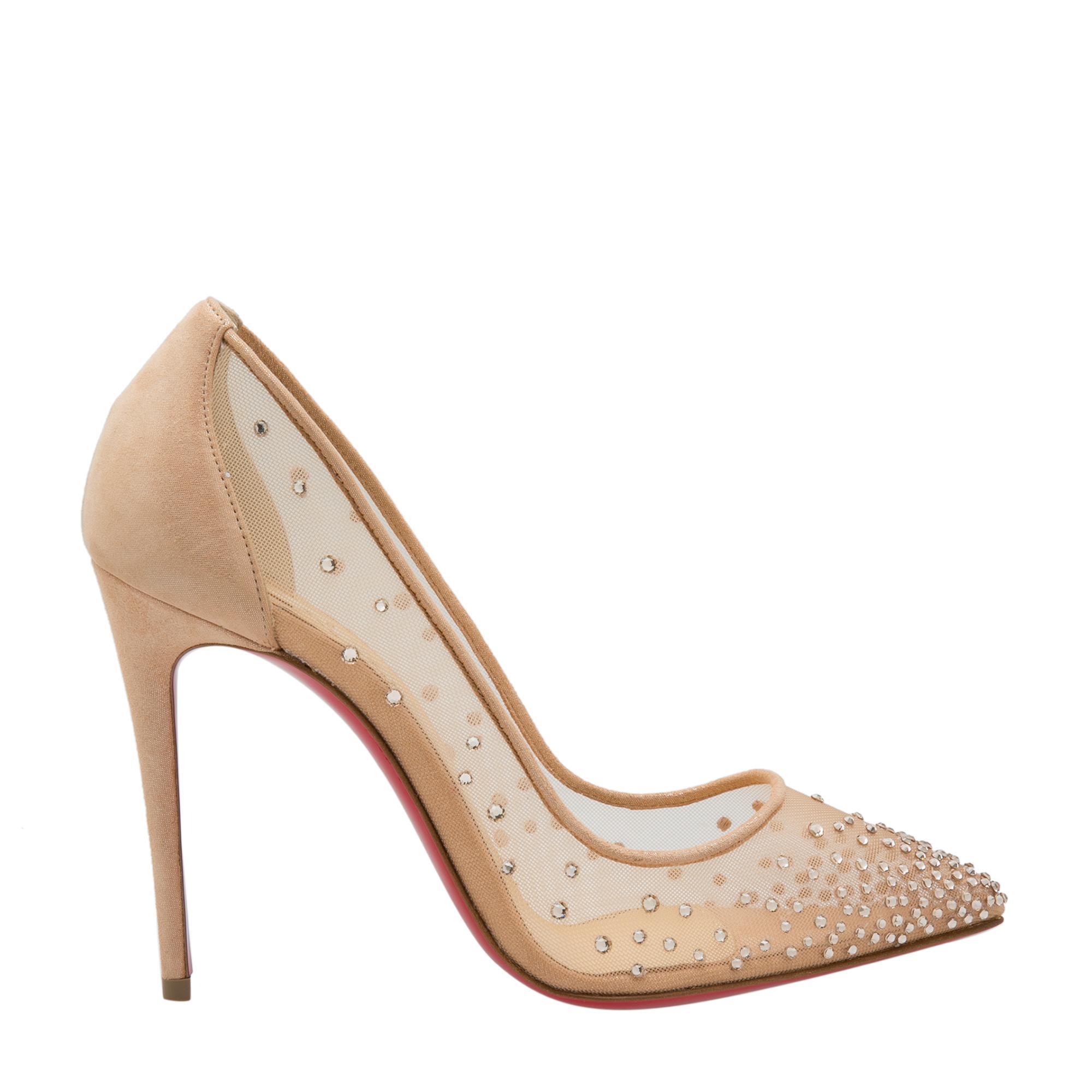 """الحذاء العالي """"فوليس ستراس 100"""""""