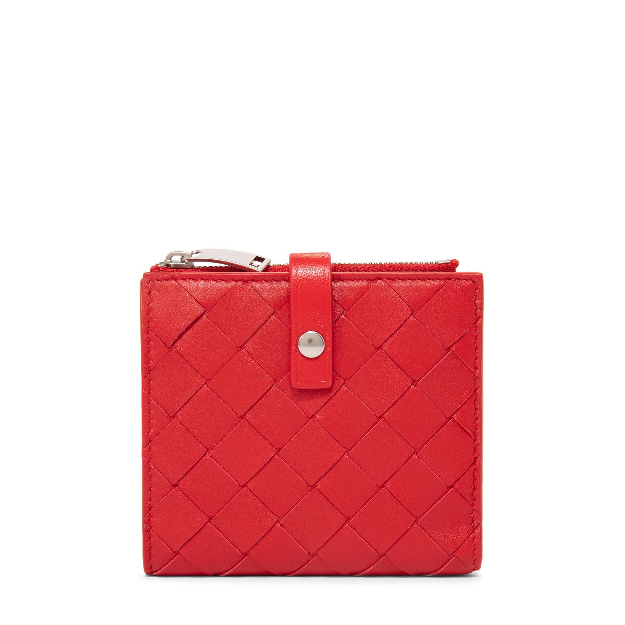 محفظة كونتيننتال بتصميم مطوي