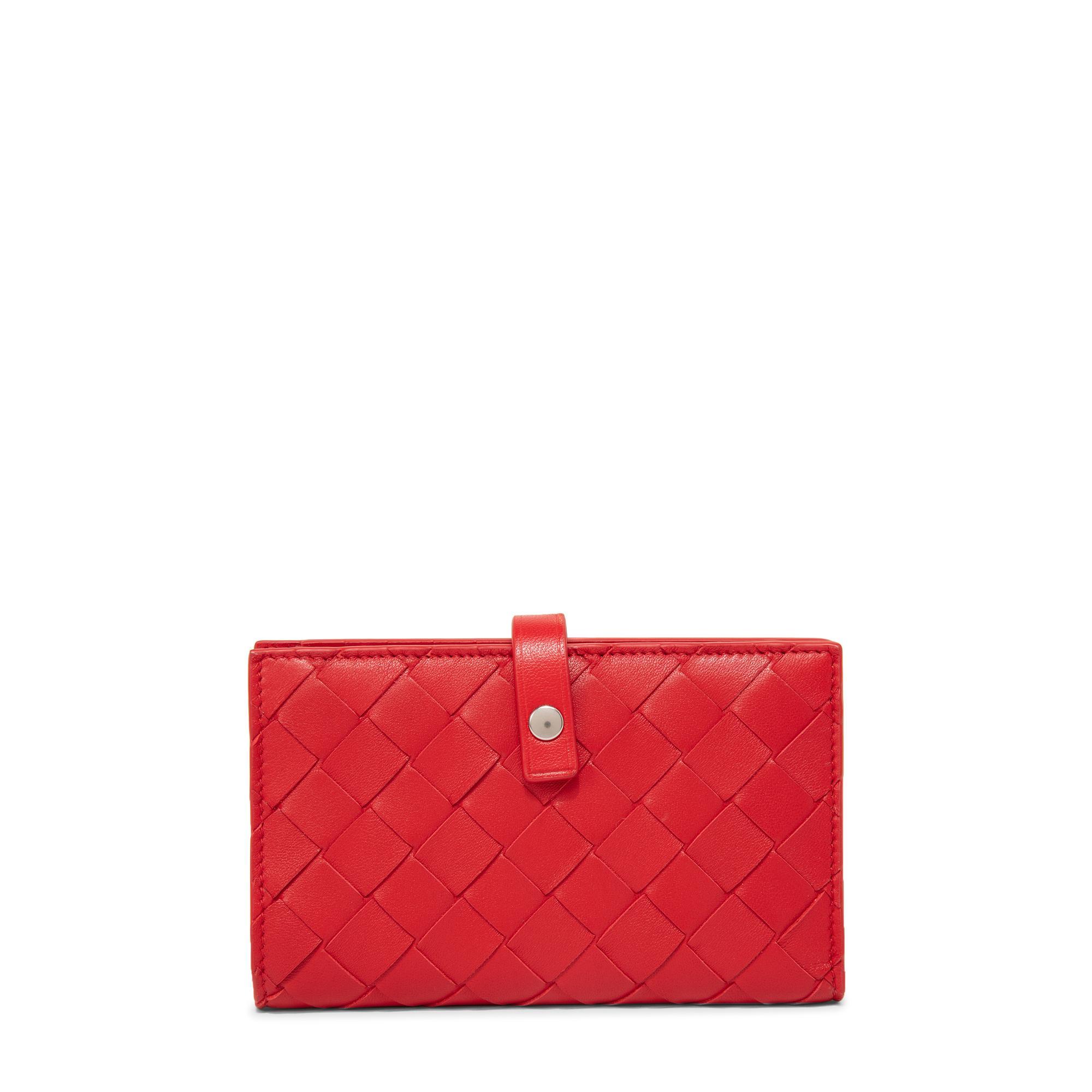 محفظة فرينش جلدية
