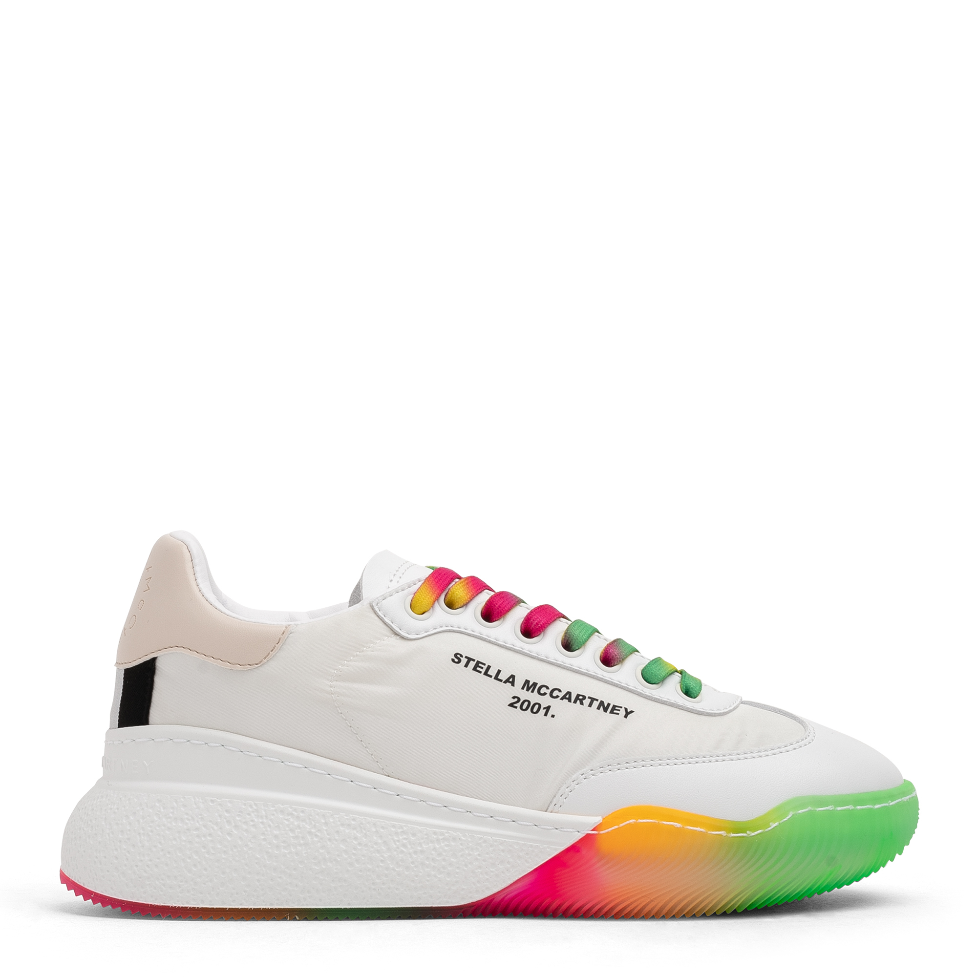 حذاء لوب الرياضي بالأربطة