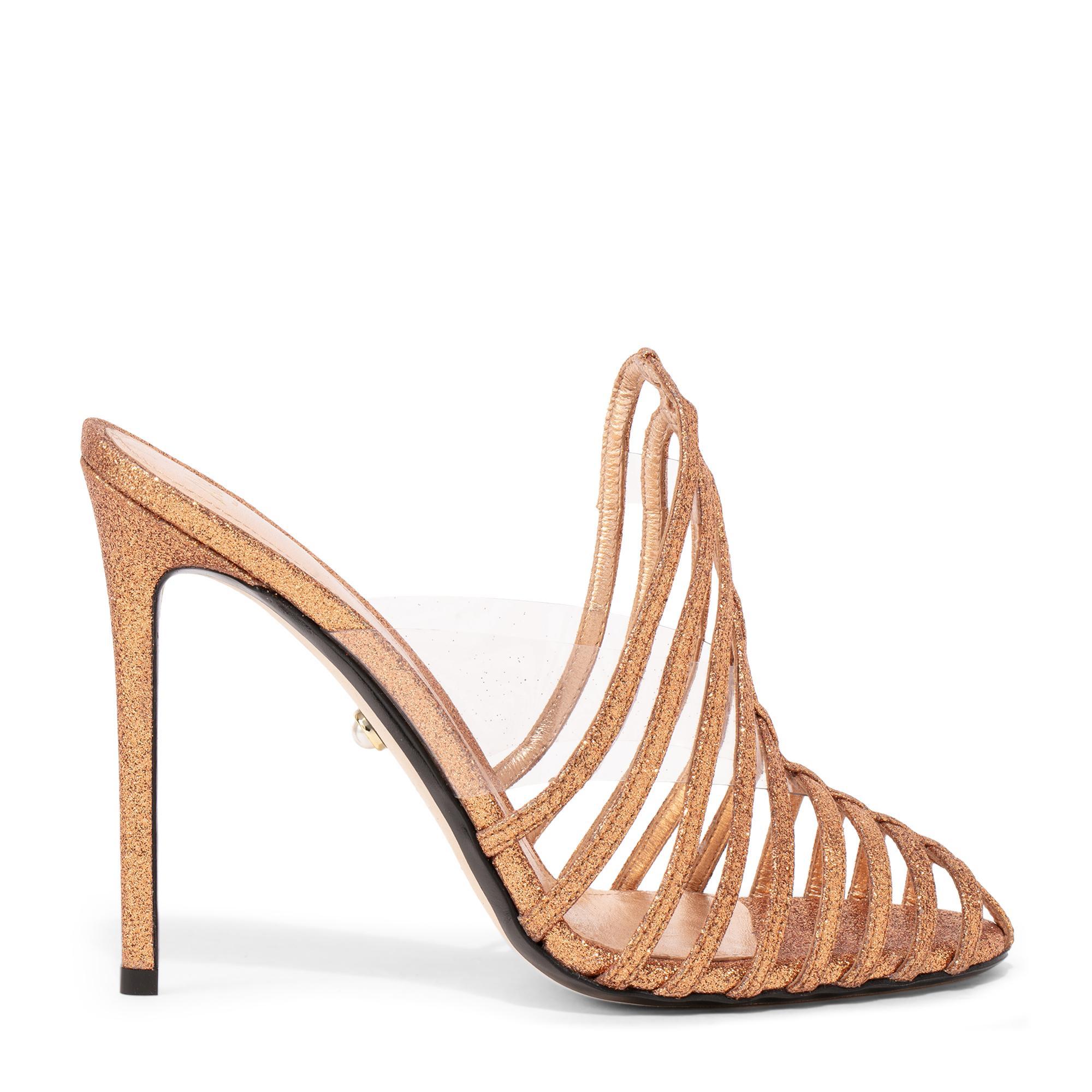 """حذاء """"أليساندرا"""" المفتوح من الخلف"""