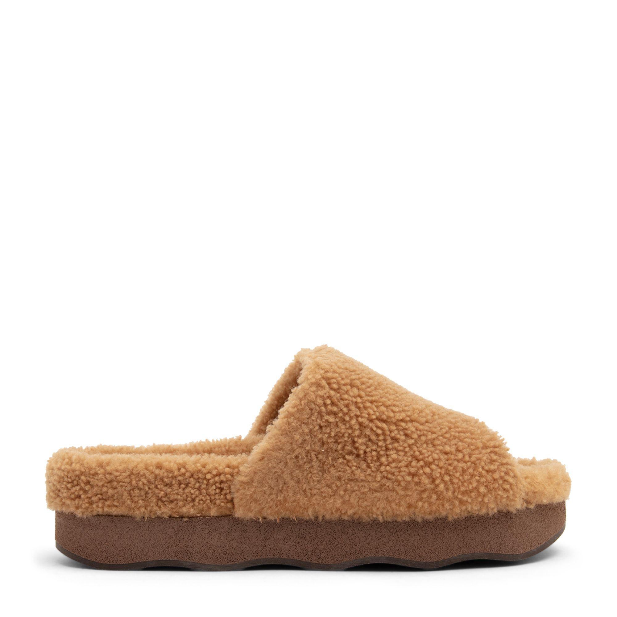 حذاء شيرلنج مفتوح من الخلف