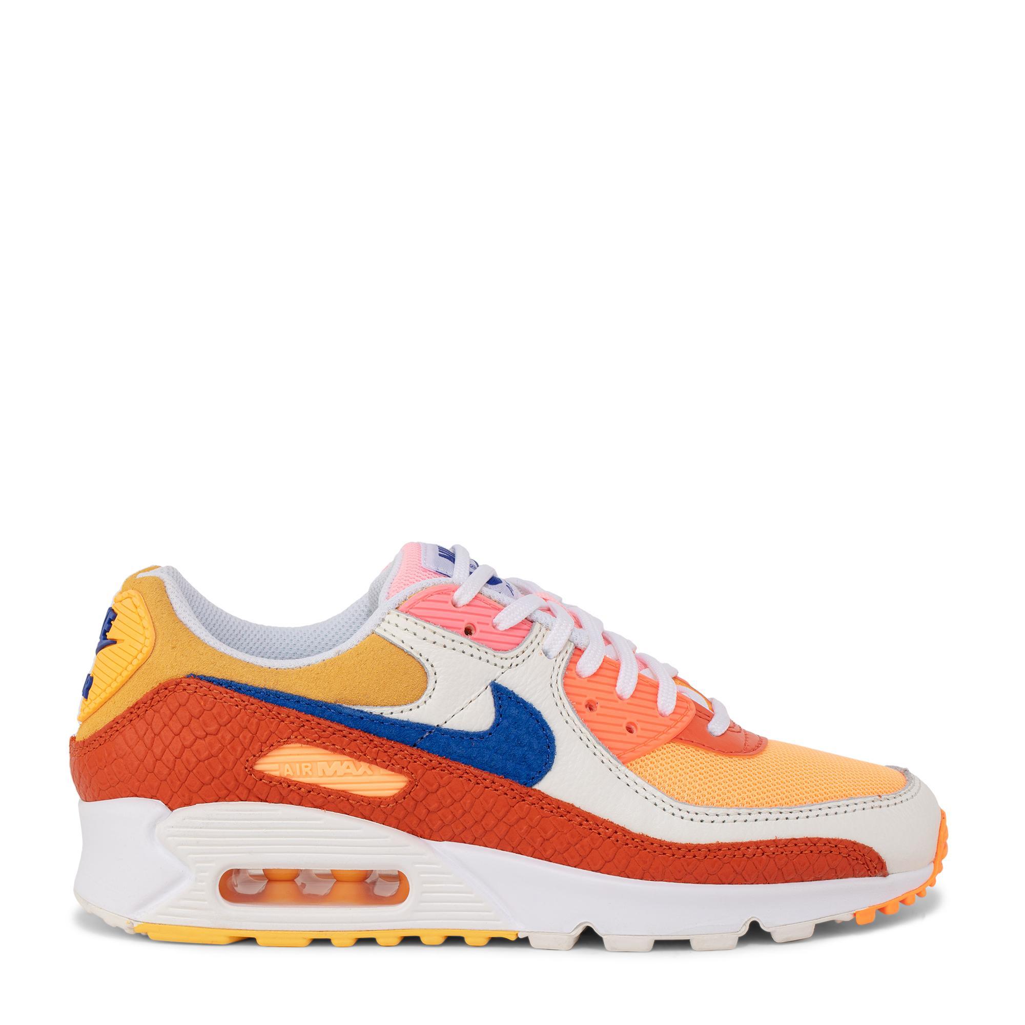 حذاء إير ماكس 90 كامبفاير اورنج الرياضي