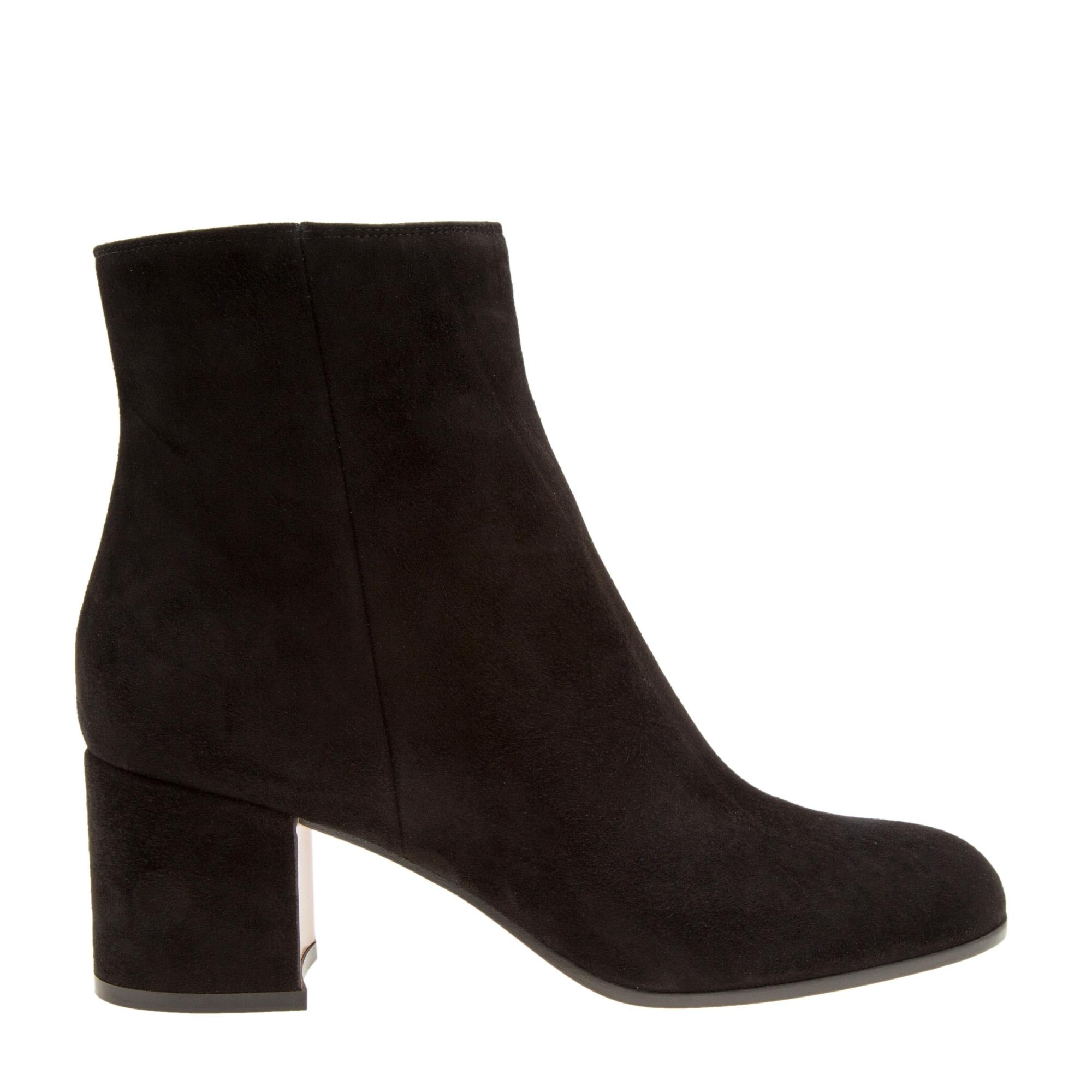 Margaux suede boots