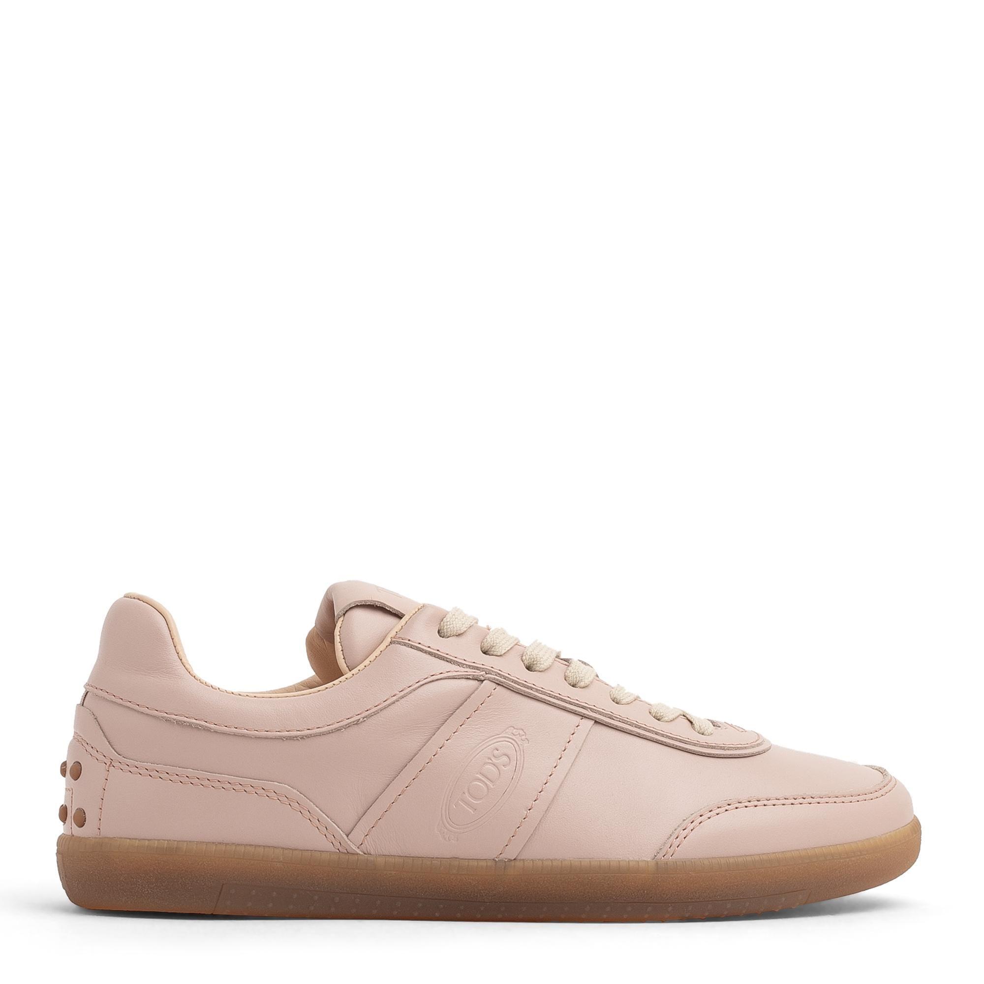 """حذاء """"تابز"""" الرياضي الجلدي"""